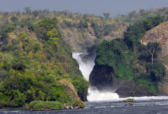 Murchison Falls best Uganda safari