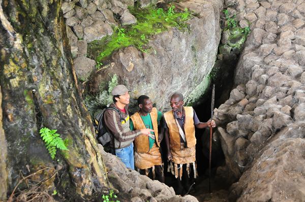 Batwa Cultural Trail