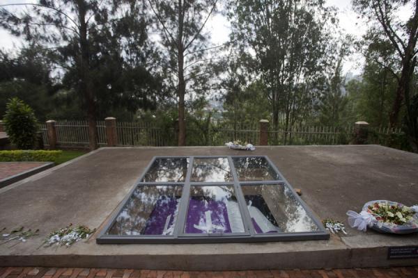 Kigali Genocide Memorial Monument
