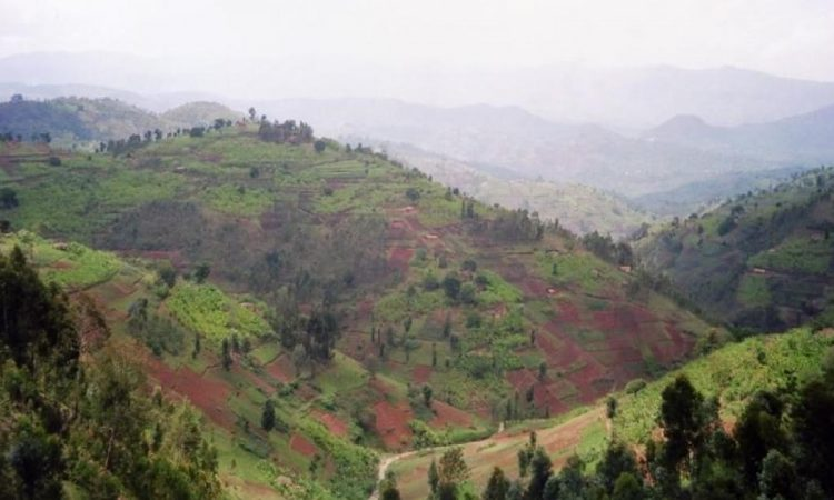 Rwanda - The Land of Athousand Hills and Mountains
