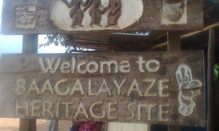 Namasole Bagalayaze Tombs