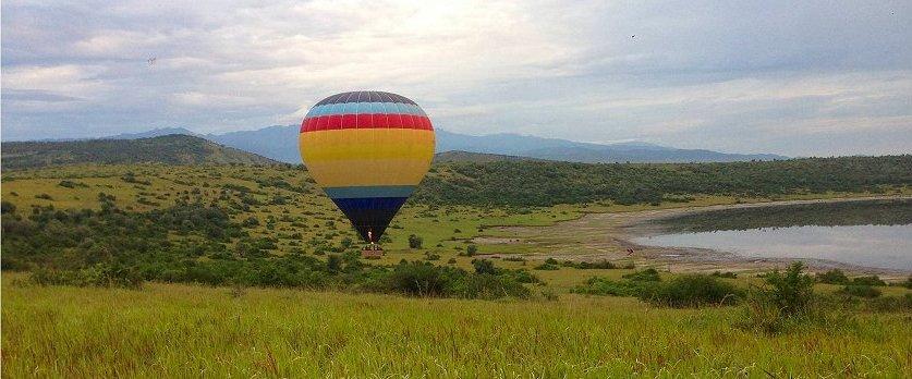 uganda hot airbaloon