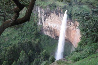 Siipi Falls uganda