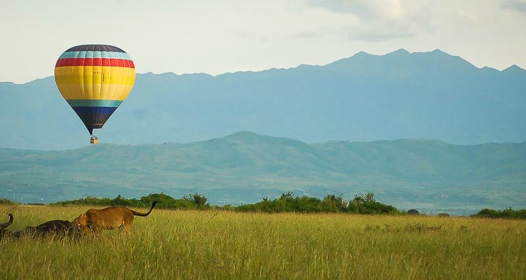 Uganda Hot Air Ballooning Review
