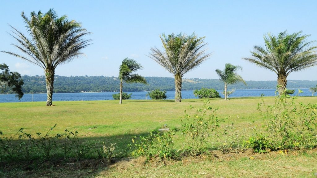 Views of Lake Victoria on Ssese Islands