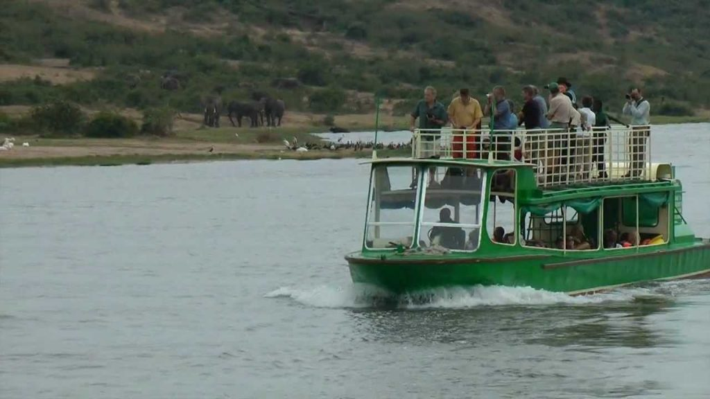 Boat Cruise along Kazinga Channel