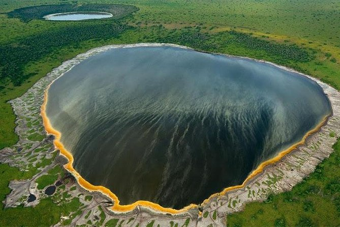 Crater Lakes in Queen Elizabeth National Park
