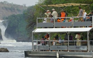 Boat Cruise Safari in Uganda
