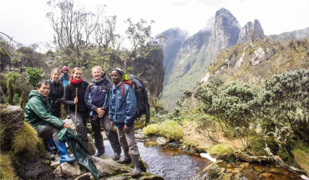10 Days Uganda Gorilla Trekking & Jinja tour
