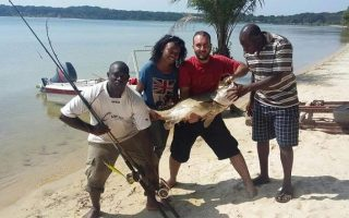 8 Days Fishing Safari in Ssesse Islands and Murchison falls safari
