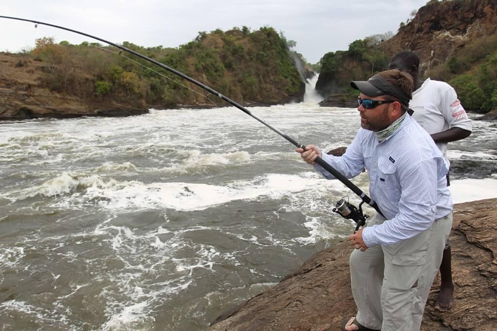 8 Days Fishing Safari in Ssesse Islands and Murchison falls safari